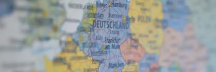 Bild Deutschlandkarte